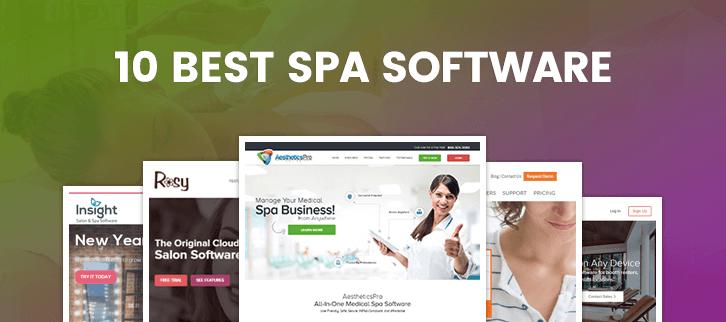 10 phần mềm quản lý spa chuyên nghiệp nhất năm 2020