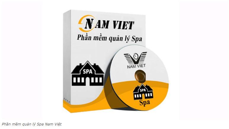 Phần mềm spa Nam Việt